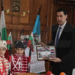 18.01.2016 г.  Гвардейците Стефчо 1 и 2 благодариха на кмета