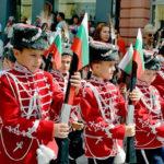 24.05.2015 г. Малки гвардейци се превърнаха в атракцията на празничното шествие по случай 24-ти май