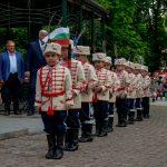 """Участие на Представителен гвардейски блок на ДГ """" Мая"""""""